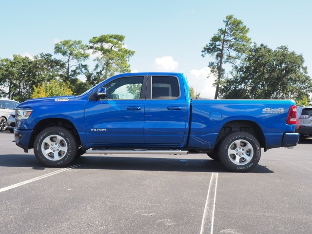 2019 Ram 1500 Quad Cab 4x4,  Pickup #79199 - photo 13