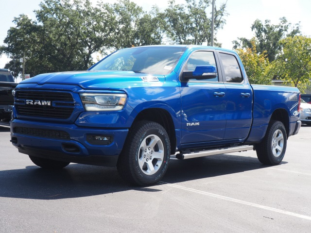 2019 Ram 1500 Quad Cab 4x4,  Pickup #79199 - photo 1