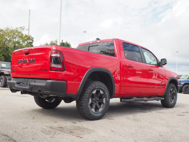 2019 Ram 1500 Crew Cab 4x4,  Pickup #79269 - photo 2