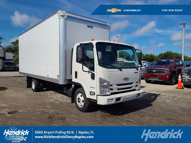 2020 Chevrolet LCF 3500 Regular Cab DRW 4x2, Knapheide Dry Freight #CL02185 - photo 1