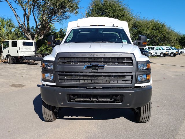 2020 Chevrolet Silverado 5500 Regular Cab DRW 4x4, Knapheide KUVcc Service Body #CL05269 - photo 5
