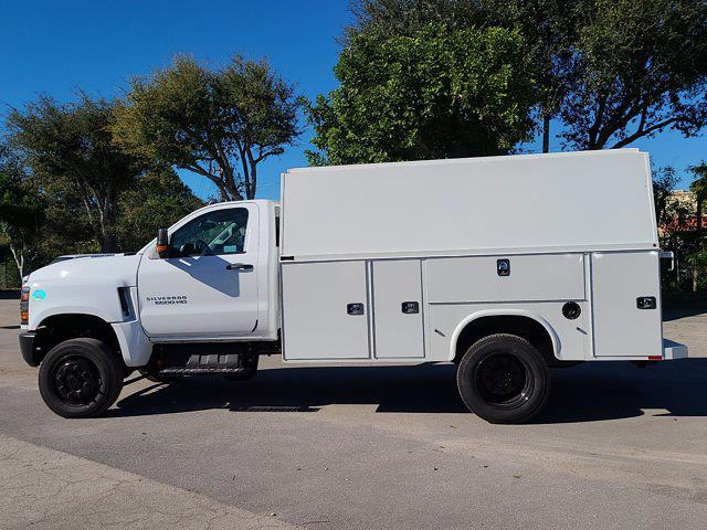 2020 Chevrolet Silverado 5500 Regular Cab DRW 4x4, Knapheide KUVcc Service Body #CL05269 - photo 9