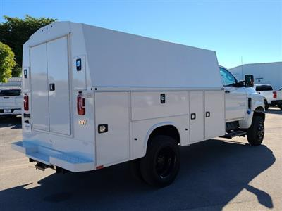 2020 Chevrolet Silverado 5500 Regular Cab DRW 4x4, Knapheide KUVcc Service Body #CL05269 - photo 2