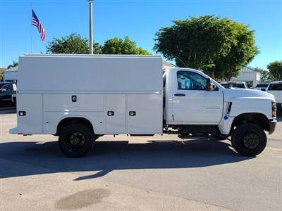 2020 Chevrolet Silverado 5500 Regular Cab DRW 4x4, Knapheide KUVcc Service Body #CL05269 - photo 8