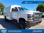 2020 Chevrolet Silverado 5500 Regular Cab DRW 4x4, Knapheide KUVcc Service Body #CL05269 - photo 1