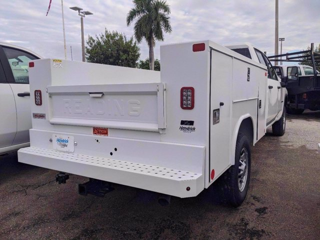 2020 Chevrolet Silverado 2500 Crew Cab 4x2, Reading Service Body #CL06315 - photo 1