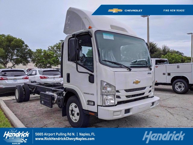 2020 Chevrolet LCF 4500HD Regular Cab RWD, Cab Chassis #CL12981 - photo 1