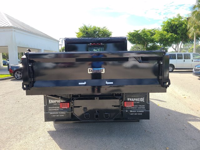 2020 Chevrolet Silverado 5500 Regular Cab DRW 4x4, Knapheide Dump Body #CL92380 - photo 1
