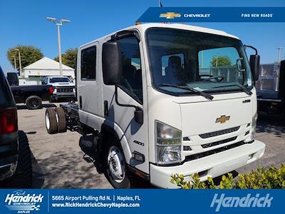2021 Chevrolet LCF 4500 4x2, Cab Chassis #CM00581 - photo 1