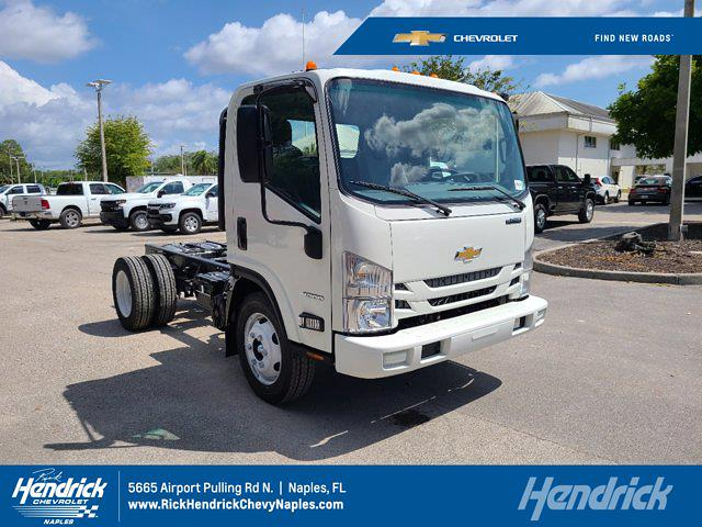 2021 Chevrolet LCF 4500 4x2, Cab Chassis #CM01176 - photo 1
