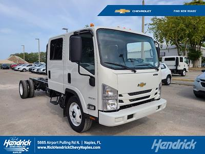 2021 Chevrolet LCF 4500 4x2, Cab Chassis #CM01474 - photo 1
