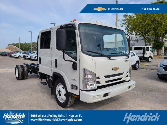 2021 Chevrolet LCF 4500 4x2, Cab Chassis #CM01475 - photo 1