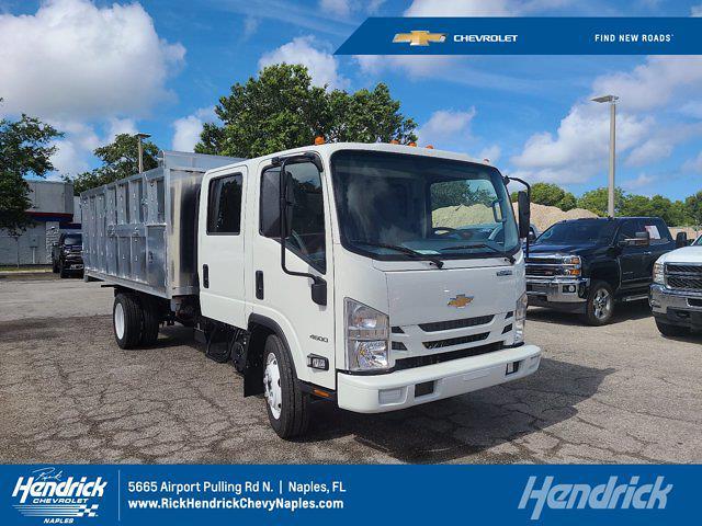 2021 Chevrolet LCF 4500 Crew Cab 4x2, MC Ventures Dump Body #CM02111 - photo 1