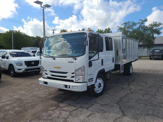2021 Chevrolet LCF 4500 Crew Cab 4x2, MC Ventures Dump Body #CM02111 - photo 4