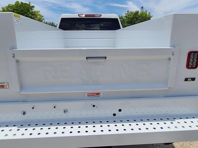 2021 Chevrolet Silverado 2500 Double Cab 4x2, Reading Classic II Aluminum  Service Body #CM05143 - photo 56