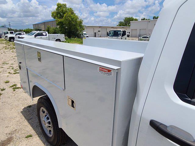 2021 Chevrolet Silverado 2500 Double Cab 4x2, Reading Classic II Aluminum  Service Body #CM05143 - photo 62