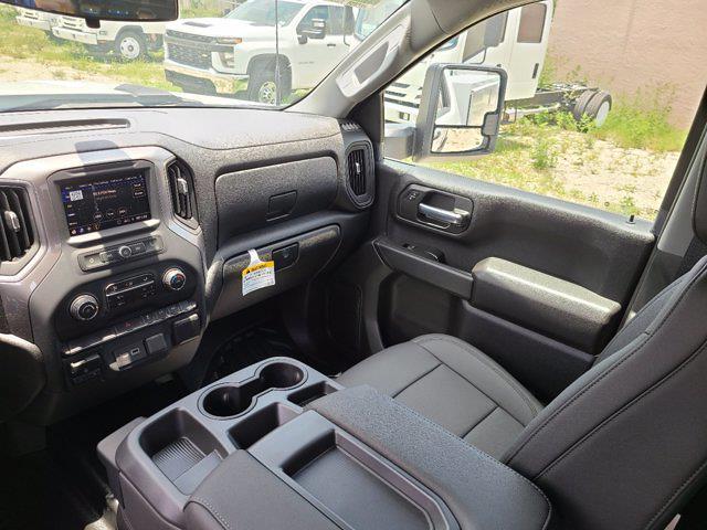 2021 Chevrolet Silverado 2500 Double Cab 4x2, Reading Classic II Aluminum  Service Body #CM10209 - photo 25