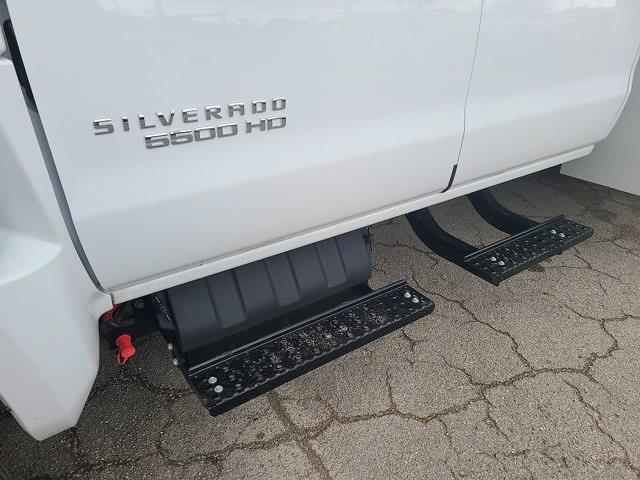 2021 Silverado 5500 Crew Cab DRW 4x4,  Knapheide Combo Body #CM11891 - photo 16