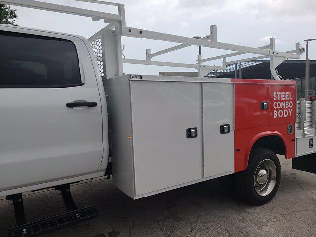 2021 Silverado 5500 Crew Cab DRW 4x4,  Knapheide Combo Body #CM11891 - photo 51