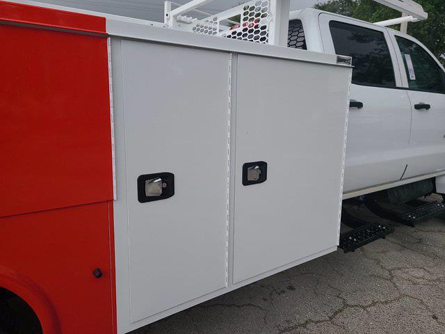 2021 Silverado 5500 Crew Cab DRW 4x4,  Knapheide Combo Body #CM11891 - photo 67