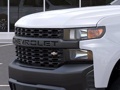 2021 Chevrolet Silverado 1500 Crew Cab 4x2, Pickup #CM14593 - photo 11