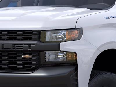 2021 Chevrolet Silverado 1500 Crew Cab 4x2, Pickup #CM14593 - photo 8