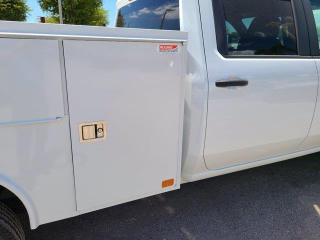 2021 Chevrolet Silverado 2500 Crew Cab 4x4, Reading Classic II Steel Service Body #CM17182 - photo 58