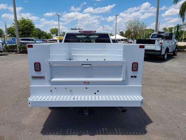 2021 Chevrolet Silverado 2500 Crew Cab 4x4, Reading Classic II Steel Service Body #CM17182 - photo 7