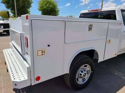 2021 Chevrolet Silverado 2500 Crew Cab 4x4, Reading Classic II Steel Service Body #CM17182 - photo 56