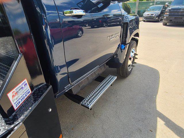 2021 Chevrolet Silverado 5500 Regular Cab DRW 4x2, CM Truck Beds SK Model Platform Body #CM19934 - photo 44