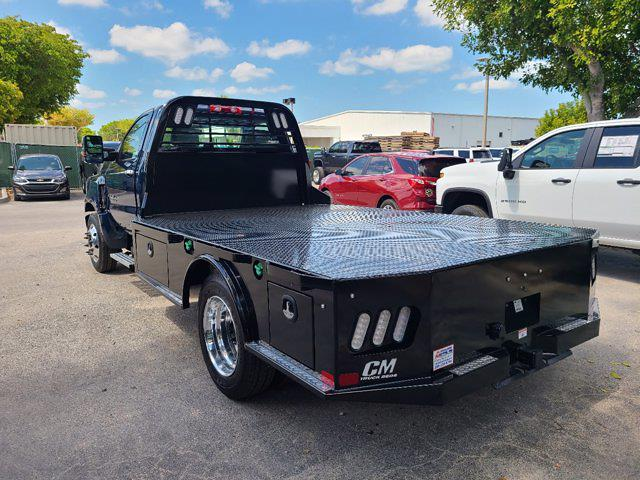 2021 Chevrolet Silverado 5500 Regular Cab DRW 4x2, CM Truck Beds SK Model Platform Body #CM19934 - photo 6