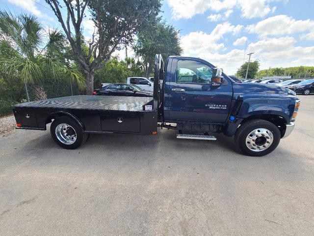 2021 Chevrolet Silverado 5500 Regular Cab DRW 4x2, CM Truck Beds SK Model Platform Body #CM19934 - photo 9
