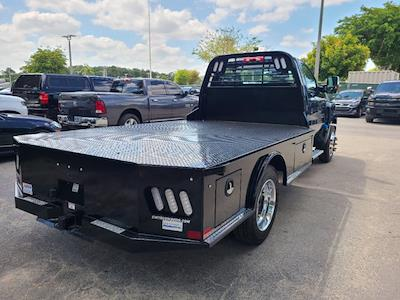 2021 Chevrolet Silverado 5500 Regular Cab DRW 4x2, CM Truck Beds SK Model Platform Body #CM19934 - photo 2