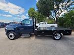 2021 Chevrolet Silverado 5500 Regular Cab DRW 4x2, CM Truck Beds SK Model Platform Body #CM19934 - photo 8