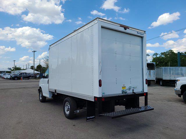2021 Chevrolet Express 3500 4x2, Rockport Cutaway Van #CM24737 - photo 6