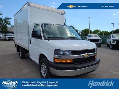 2021 Chevrolet Express 3500 4x2, Rockport Cutaway Van #CM24737 - photo 1