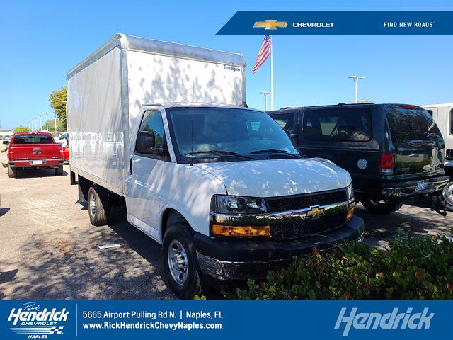 2021 Chevrolet Express 3500 4x2, Rockport Cutaway Van #CM24912 - photo 1