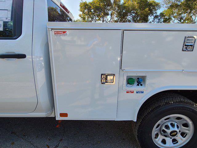 2021 Chevrolet Silverado 3500 Double Cab 4x4, Reading SL Service Body #CM25237 - photo 42