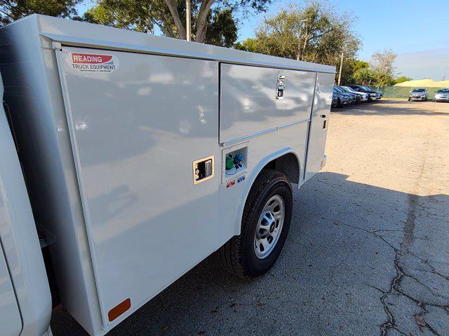 2021 Chevrolet Silverado 3500 Double Cab 4x4, Reading SL Service Body #CM25237 - photo 45