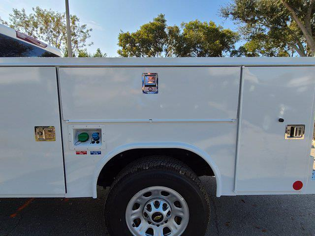 2021 Chevrolet Silverado 3500 Double Cab 4x4, Reading SL Service Body #CM25237 - photo 49
