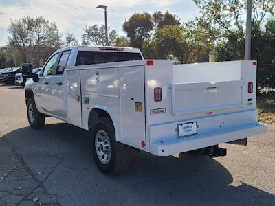 2021 Chevrolet Silverado 3500 Double Cab 4x4, Reading SL Service Body #CM25237 - photo 5