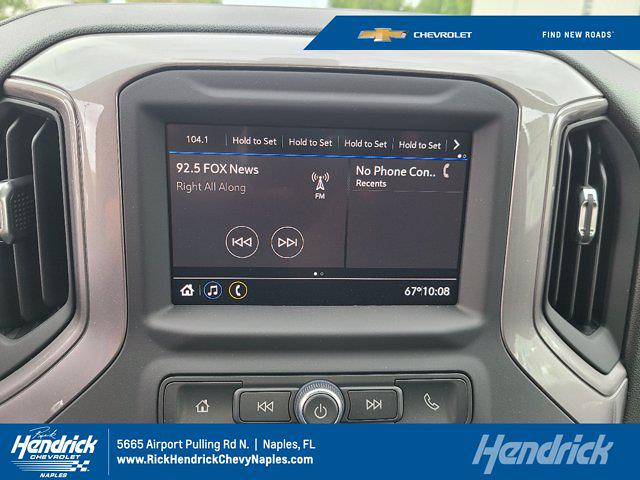 2021 Chevrolet Silverado 3500 Double Cab 4x4, Reading SL Service Body #CM25364 - photo 3