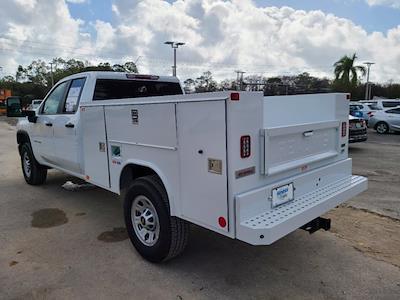 2021 Chevrolet Silverado 3500 Double Cab 4x4, Reading SL Service Body #CM25364 - photo 8