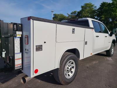 2021 Silverado 3500 Crew Cab 4x4,  Reading SL Service Body #CM27432 - photo 54