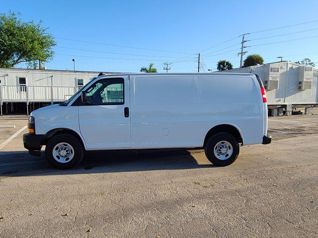 2021 Chevrolet Express 2500 4x2, Empty Cargo Van #CM27947 - photo 11