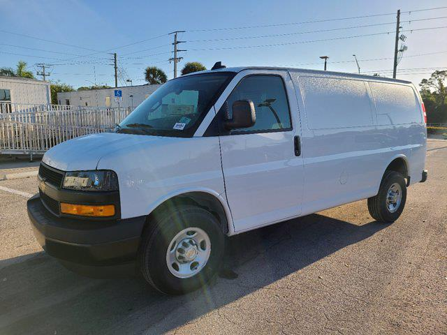 2021 Chevrolet Express 2500 4x2, Empty Cargo Van #CM27947 - photo 5