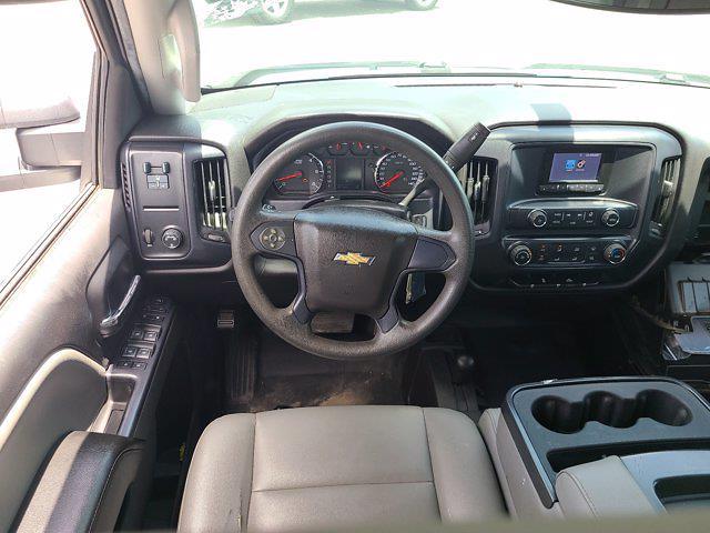 2015 Chevrolet Silverado 3500 Crew Cab 4x4, Service Body #CM28162A - photo 23