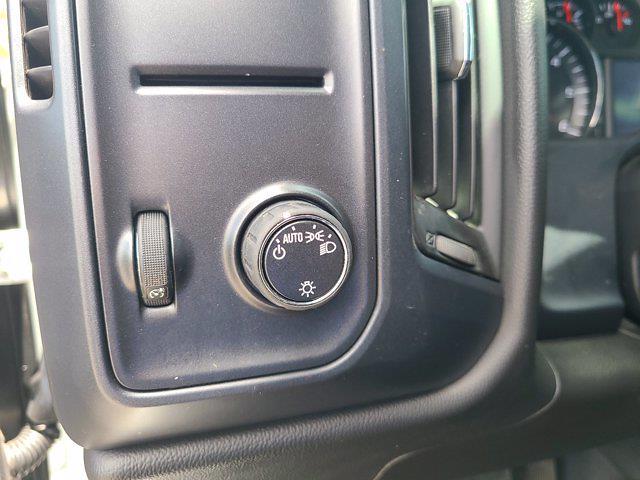 2015 Chevrolet Silverado 3500 Crew Cab 4x4, Service Body #CM28162A - photo 25