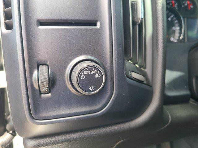 2015 Chevrolet Silverado 3500 Crew Cab 4x4, Service Body #CM28162A - photo 26