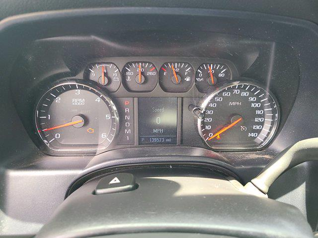 2015 Chevrolet Silverado 3500 Crew Cab 4x4, Service Body #CM28162A - photo 32
